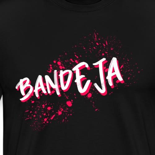 Bandeja - Maglietta Premium da uomo