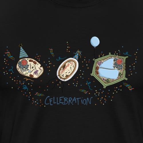 Zell-Party - Männer Premium T-Shirt