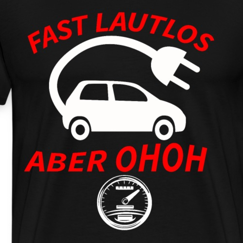 cooles Auto t shirt geschenk Geschenkidee - Männer Premium T-Shirt