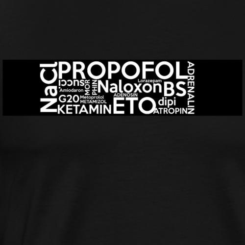 Medikamente - Männer Premium T-Shirt