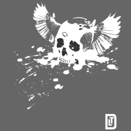 flyingskull - Männer Premium T-Shirt