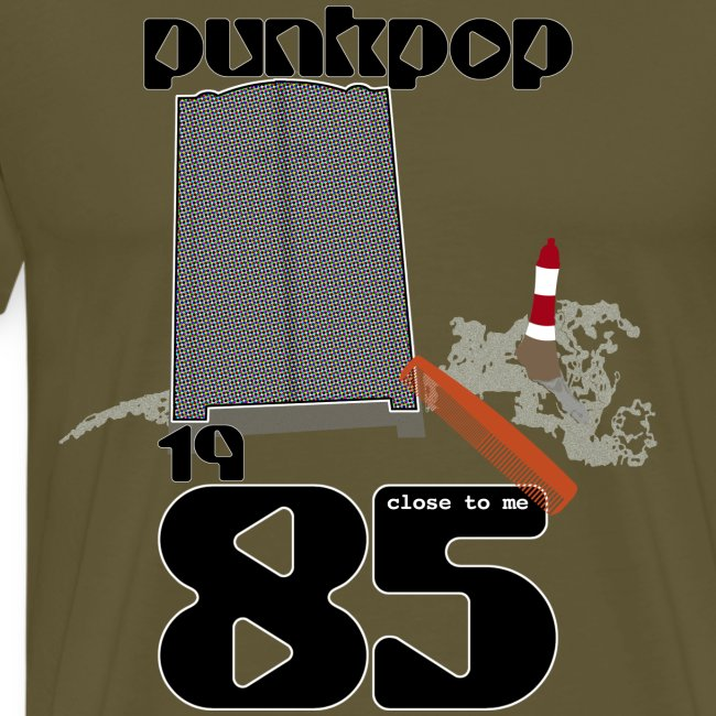 Dark Close PunkPop 1985