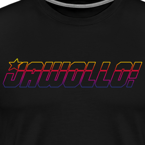 Jawollo! - Männer Premium T-Shirt