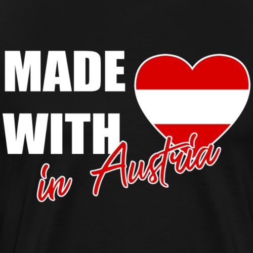 Made in Austria - Österreicher - Männer Premium T-Shirt