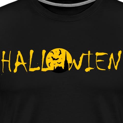 HalloWien Halloween Geschenk - Männer Premium T-Shirt