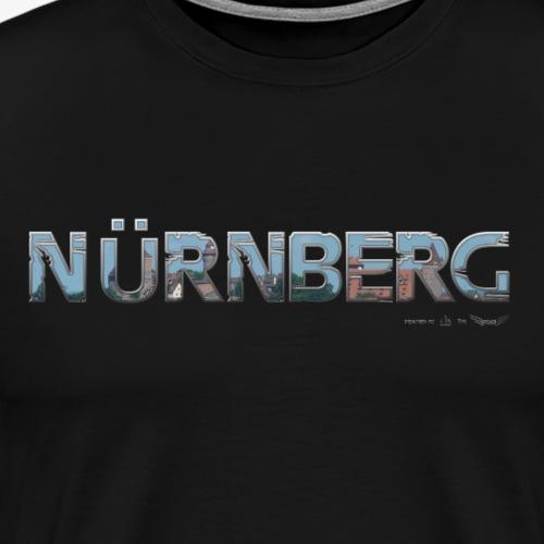 Nürnberg meine Stadt von Lieblingsregion - Männer Premium T-Shirt
