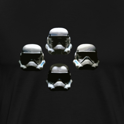Trooper9 - Men's Premium T-Shirt