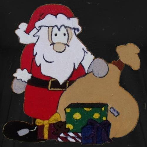 Weihnachtsmann Figur - Anziehend anders US