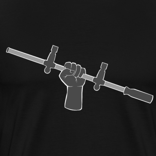 Kickerfaust - Männer Premium T-Shirt