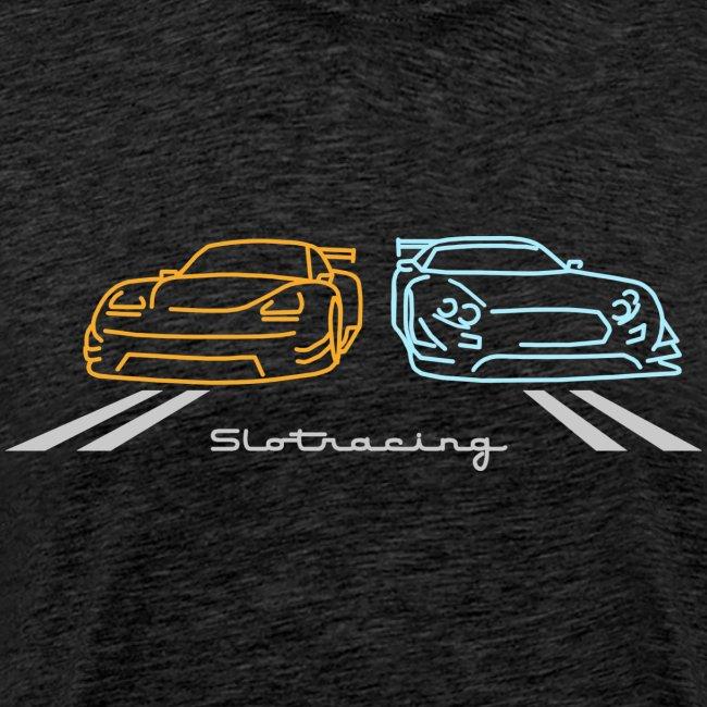 Slotracing 2 cars Version 2