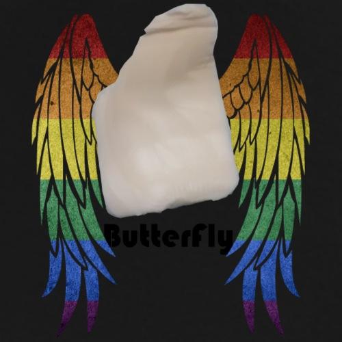 #Butterfly - Männer Premium T-Shirt