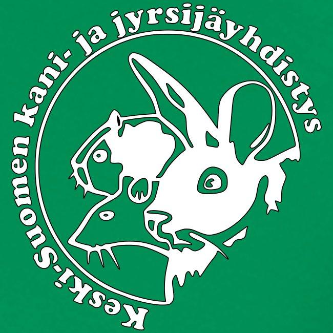 KSKJY logo- Valko-musta