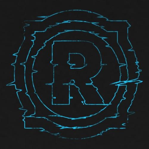 RyedTV Outlines Blue - Männer Premium T-Shirt
