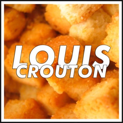 Louis Crouton - Herre premium T-shirt