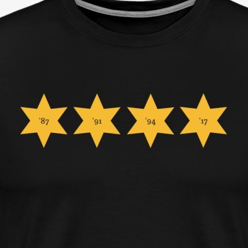 World Champions - Men's Premium T-Shirt