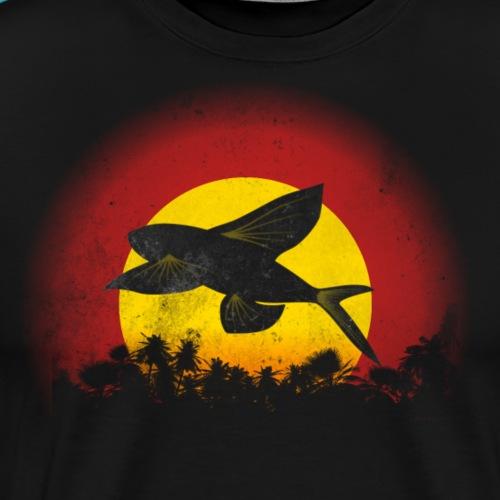 Sun Fish - Men's Premium T-Shirt