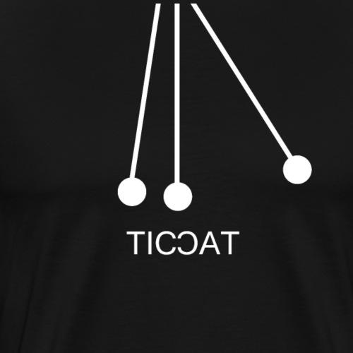 tictac T-shirt - Men's Premium T-Shirt