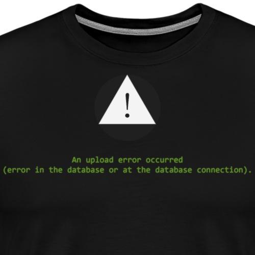 Error Connection - Men's Premium T-Shirt