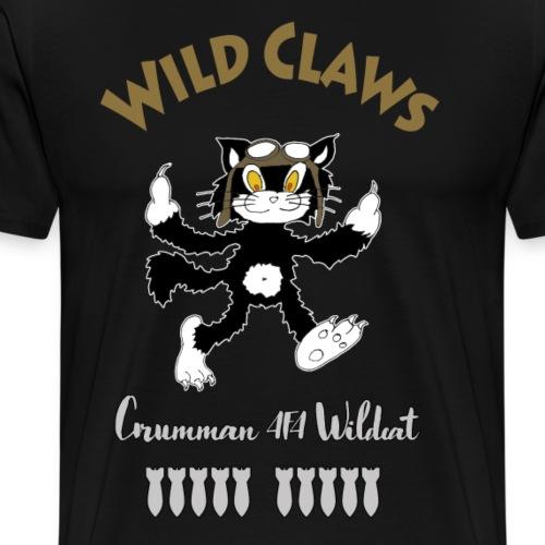 wildcat - T-shirt Premium Homme