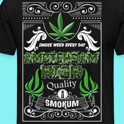 High Quality Smokum - Mannen Premium T-shirt