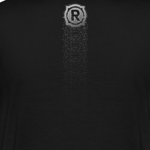 RyedTV Fadeaway Grey - Männer Premium T-Shirt