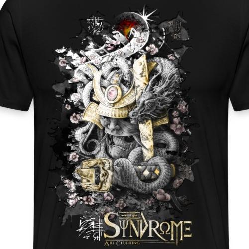 Lost Samouraï - T-shirt Premium Homme