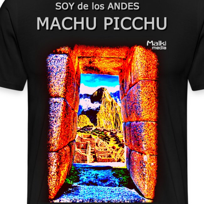 SOY de los ANDES - Machu Picchu I