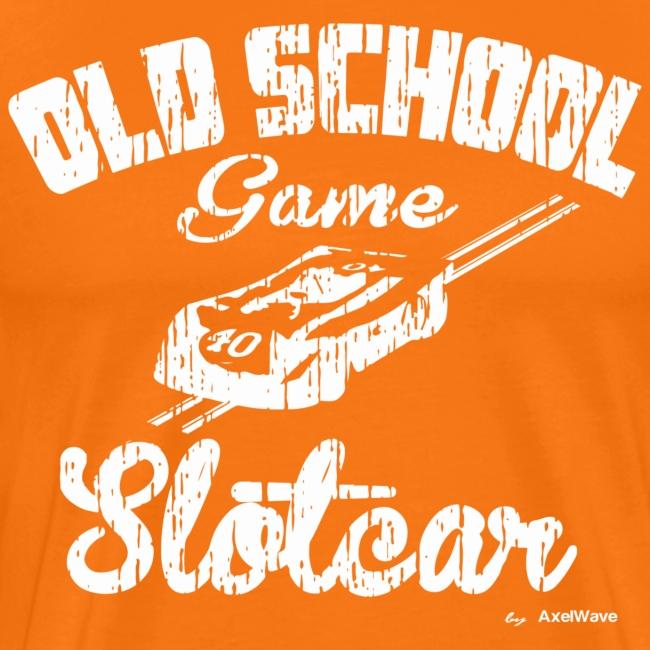 Oldschool game