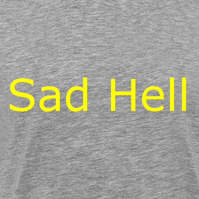Sad Hell Plain Text