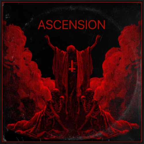 Ascension (Vinyl Burn) - Men's Premium T-Shirt