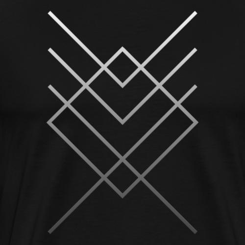 Pyth3rEx Silver - Men's Premium T-Shirt