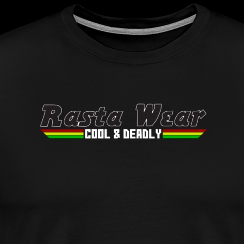 Rasta Wear Cool and Deadly - Männer Premium T-Shirt
