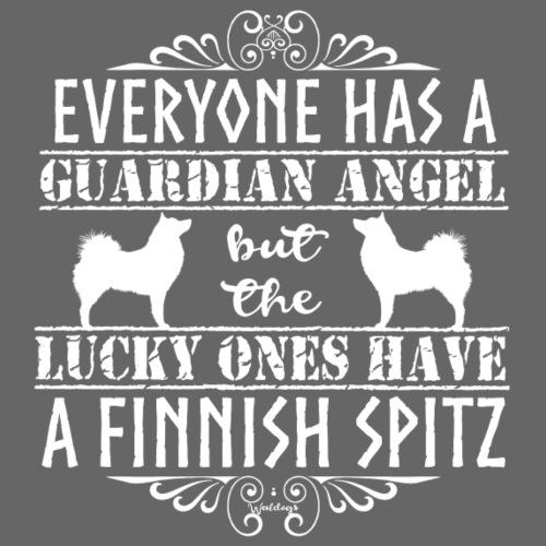 finnishspitzangel - Miesten premium t-paita