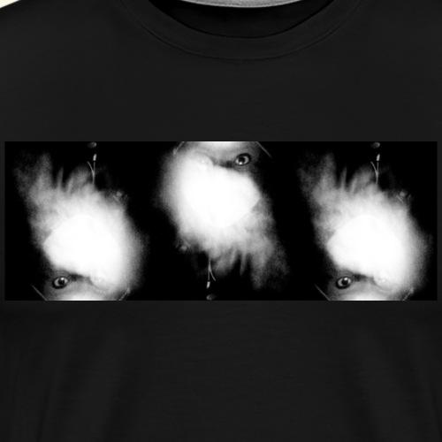 Smoky eyes - Miesten premium t-paita