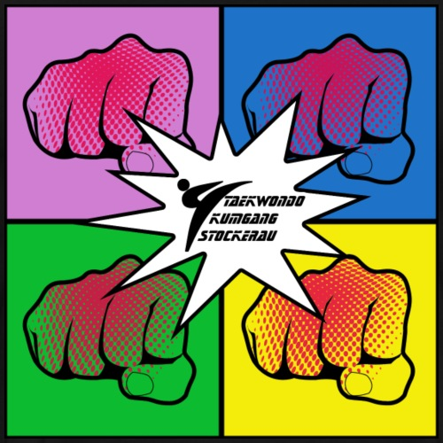 Kumgang Fists - Männer Premium T-Shirt