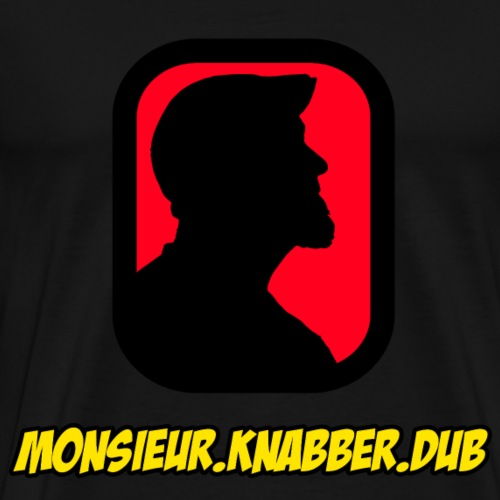 Monsieur - Männer Premium T-Shirt