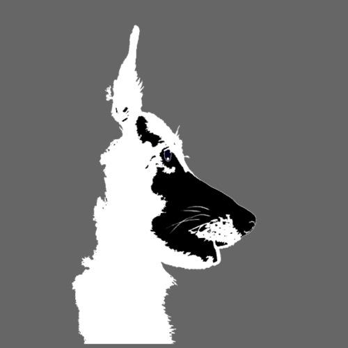 Schattenhund - Männer Premium T-Shirt