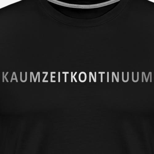 Kaumzeitkontinuum (silber, solo)