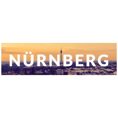 Nürnberg Skyline - Männer Premium T-Shirt
