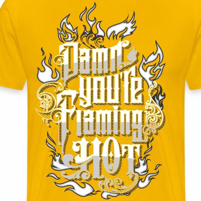 Flaming Hot (BlackW)