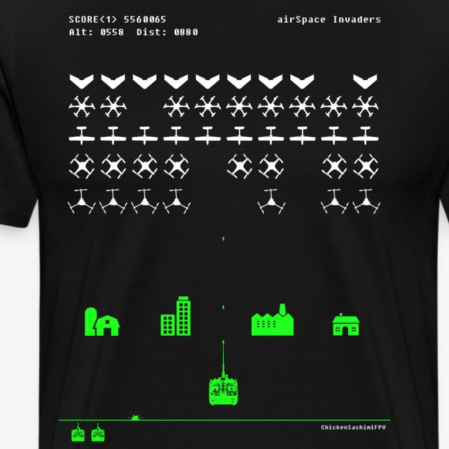 airSpace Invaders