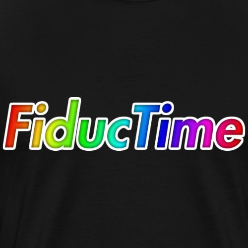 FiducTime - Men's Premium T-Shirt