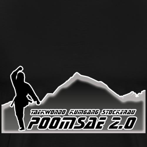 Poomsae 2.0 - Männer Premium T-Shirt