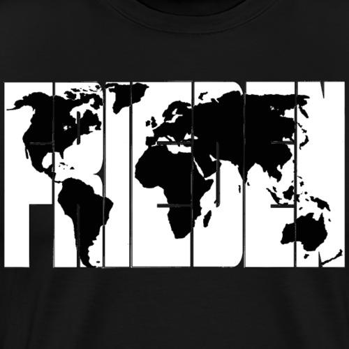 Weltfrieden 1.4 - Männer Premium T-Shirt