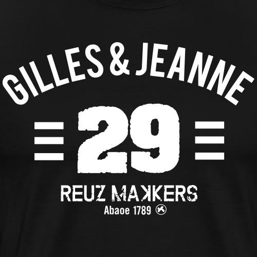 Gilles & Jeanne - T-shirt Premium Homme