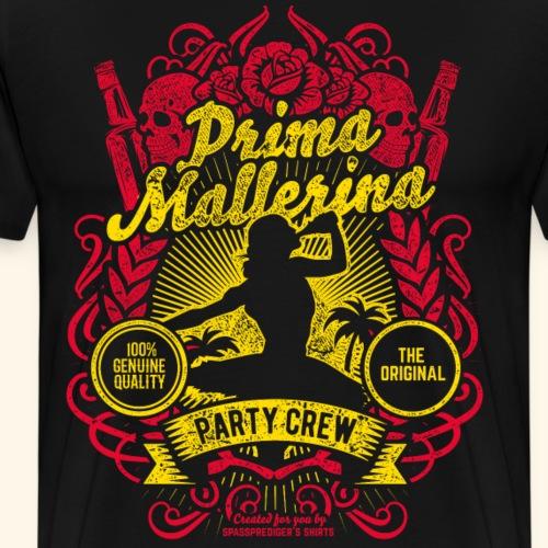 Mallorca Design Prima Mallerina - das Original - Männer Premium T-Shirt