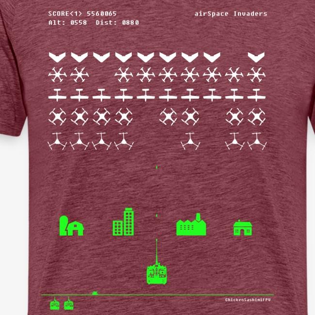 airSpace Invaders