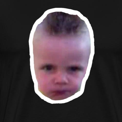 Kjetil Baby Hoofd - Mannen Premium T-shirt