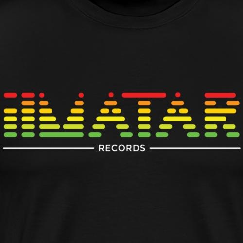 ilmatar Records Logo für dunkle Farbe - Männer Premium T-Shirt