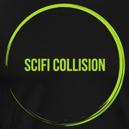 Lime Green SC Logo - Men's Premium T-Shirt